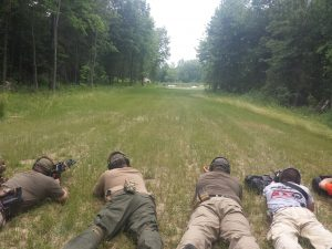 300 yards long ways